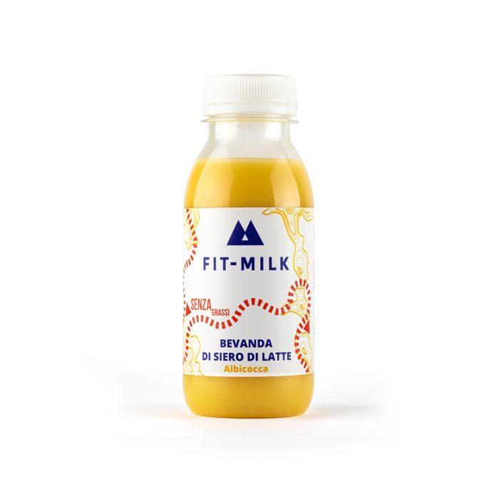 Bevanda di Siero di latte fermentato all'ananas prodotta con latte da erba grass fed